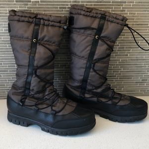 Ralph Lauren Winter Boots